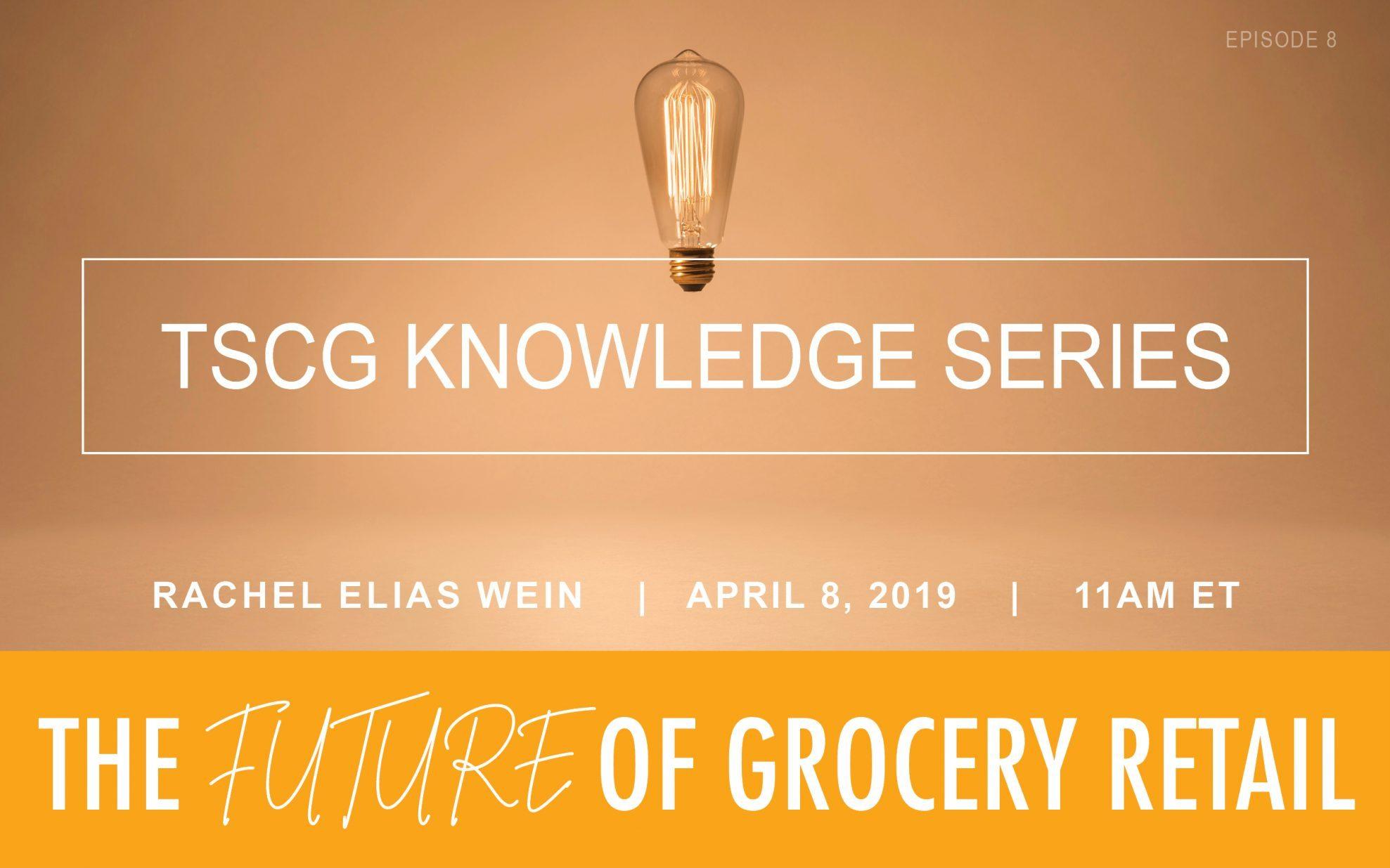 TSCG Knowledge Series