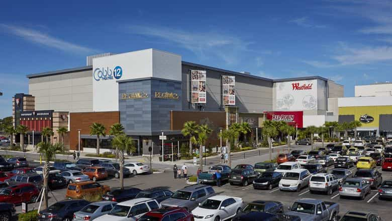 Here's what's ahead for the shrinking shopping mall sector